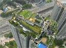 航拍北京楼顶违建别墅