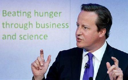 英国政府对转基因食品总体上是支持的