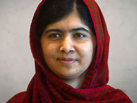 巴基斯坦获诺奖少女曾被塔利班子弹击中头部