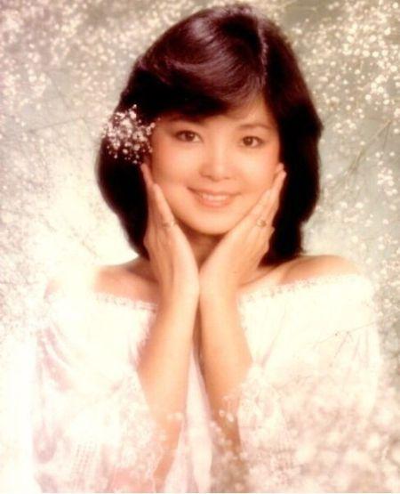 华人歌后邓丽君,一代人的回忆