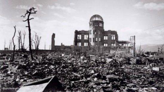 核爆后的广岛