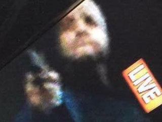 美国警方公布枪杀记者凶手图像(图)