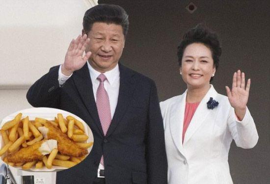 习近平访英要吃炸鱼薯条,引发网友广泛关注。