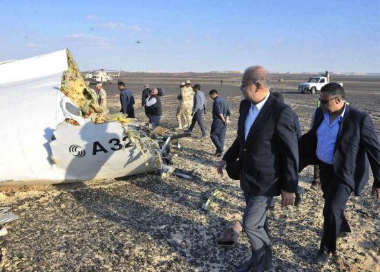 俄安全局长:俄失事客机系自制爆炸装置引爆