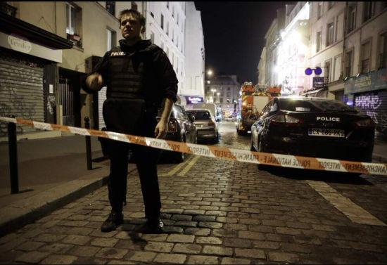 法国警方曾误放巴黎恐怖袭击事件嫌疑人