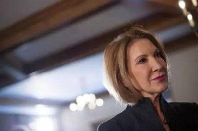 卡莉・菲奥瑞纳(Carly Fiorina),美国共和党总统侯选人,惠普前CEO