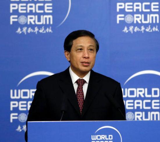 外交部副部长张业遂:南海仲裁是政治操作