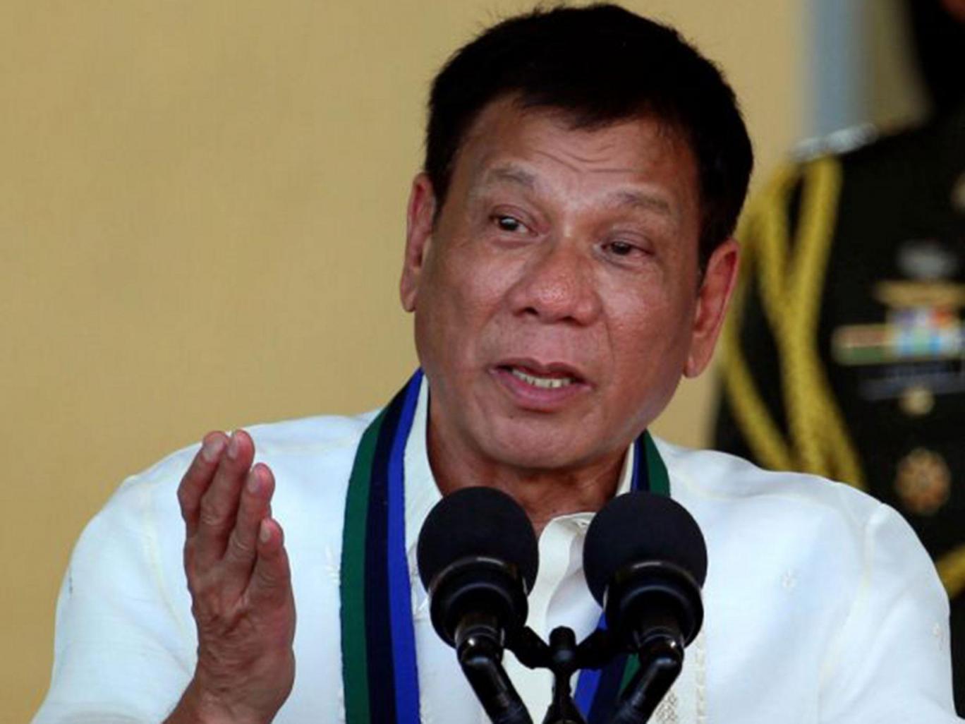 菲律宾总统杜特尔特将首次访华