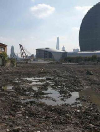 上海北外滩又一不可移动文物被拆
