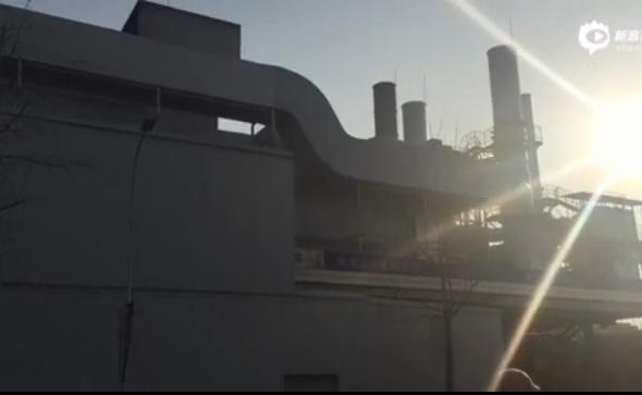 探访北京现代废弃处理装置