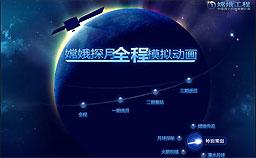 嫦娥探月3D动画