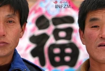 美国cnn电视台来到赤峰宁城县芦家店村采访