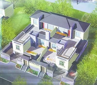农村建房设计图纸 秀丽网
