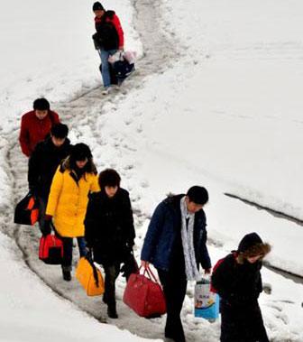 江苏今明将再次出现明显降雪局部地区有暴雪