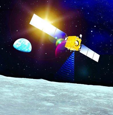 嫦娥一号传回《春节序曲》向国人拜年