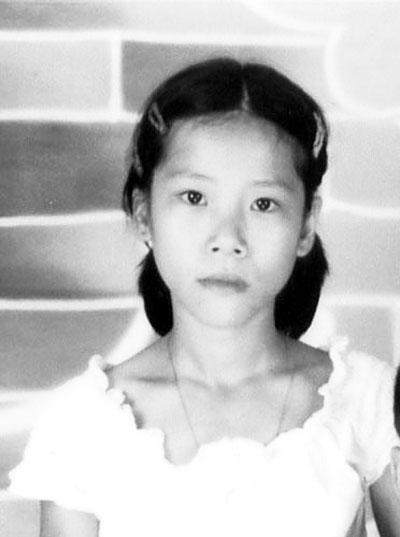 卢叶青的生活照(由家人提供)
