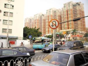 深圳研究收取道路拥堵费