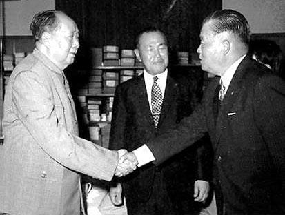 资料:中华人民共和国政府和日本国政府联合声明
