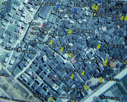 谷歌地球卫星地图软件挑战国家保密部门