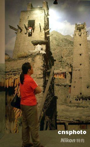 北川40余羌族文化传承人遇难许多珍贵文物消失