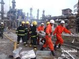 广西宜州化工厂爆炸已造成18人死亡(组图)