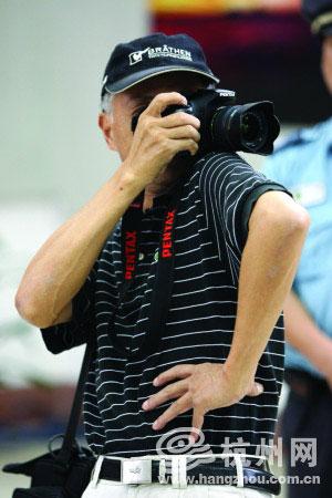 2008杭州市民摄影节昨快乐开幕(组图)