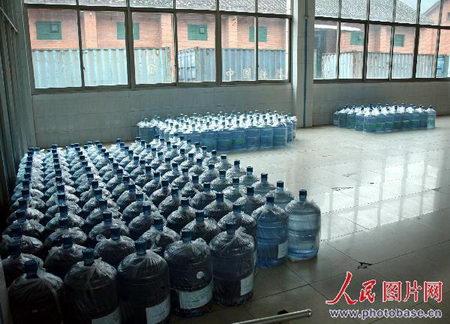 贵阳桶装水引发甲肝疫情续:竹源水状告卫生局