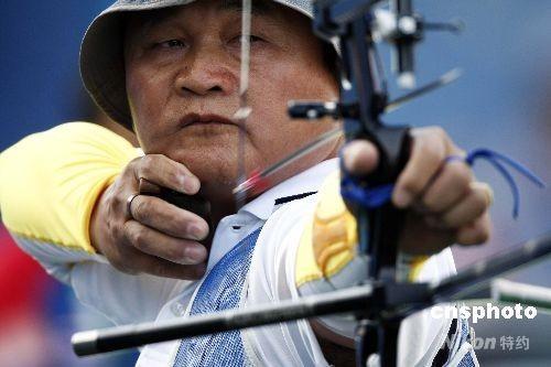 残奥会中华台北代表团返回刘兆玄今将设宴欢迎