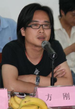 搜狐副总裁方刚:希望与部委在网络上互动