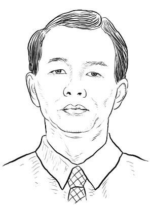 中国政法大学被砍死教授生前爱和漂亮女生聊天