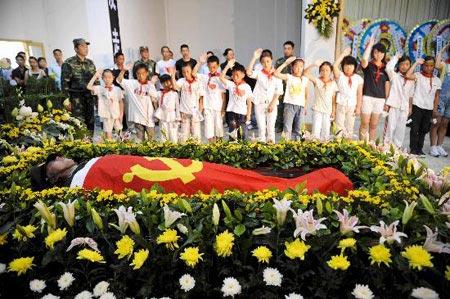 2008感动中国候选人:武文斌(图)