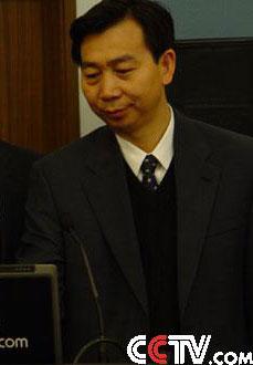 2008感动中国推委会成员:谷云龙(图)
