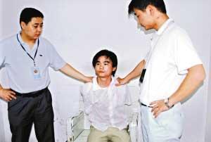 广东肇庆入室杀害6人灭门案两名被告被枪决
