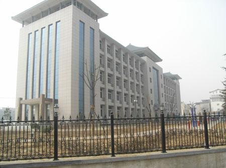 河南登封街道办花2000万建豪华办公楼(图)