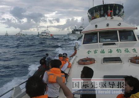 台湾保钓者五月前往钓鱼岛宣示主权