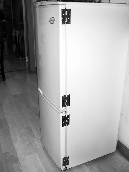 门子冰箱售后_最近冰箱门有点坏了漏气,于是她打电话给冰箱的售后维修部门.
