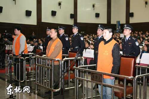 哈尔滨警察涉嫌打死青年案将择日宣判(图)