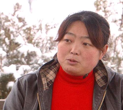 生态中国候选人李勤英:从医人到医山