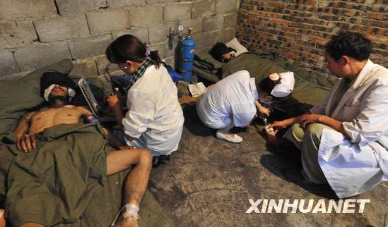 贵州3名生还矿工井下被困25天靠喝水维系生命
