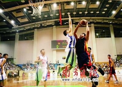 2009dbl限高篮球赛,是国内一个影响广泛的体育赛事,是全球首次推出