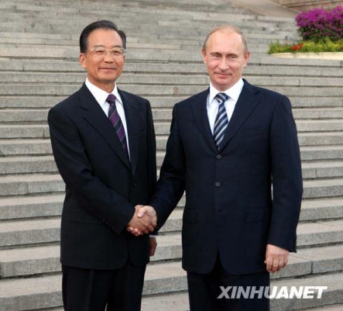 中俄签署通报发射弹道导弹和航天运载火箭协定