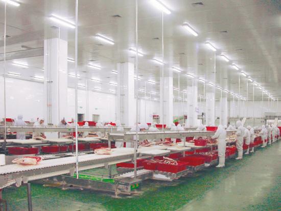 千喜鹤构建绿色肉品产业链