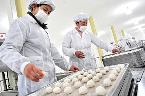 三峡移民生态工业园投入使用