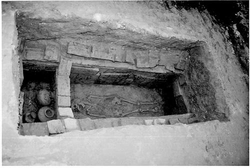 济南发现卢故城汉墓群出土200余件文物(组图)