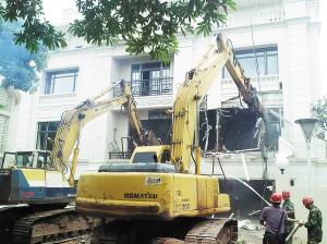 广州违建别墅称为变自拆业主关系拖别墅找强拆的世界作品时间我图片