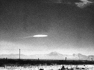 UFO确实来过