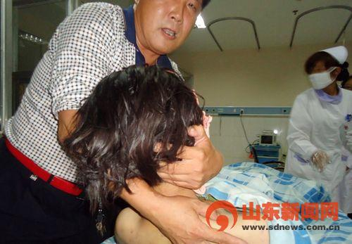 临沂13岁少女头发长死亡