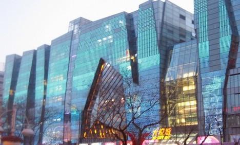 北京西单大悦城十层首都电影院配电设施起火