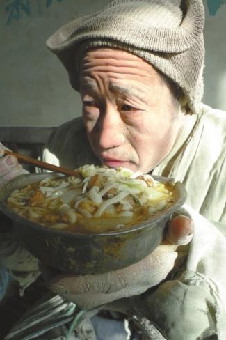 工人的饮食