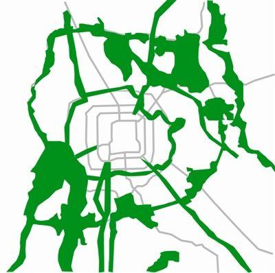北京六环地图全图